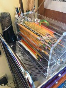Teacher tip...Pencil Battle by View from the Beach Chair