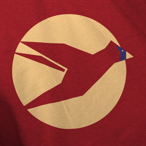 St Louis Cardinals Minimal Shirt