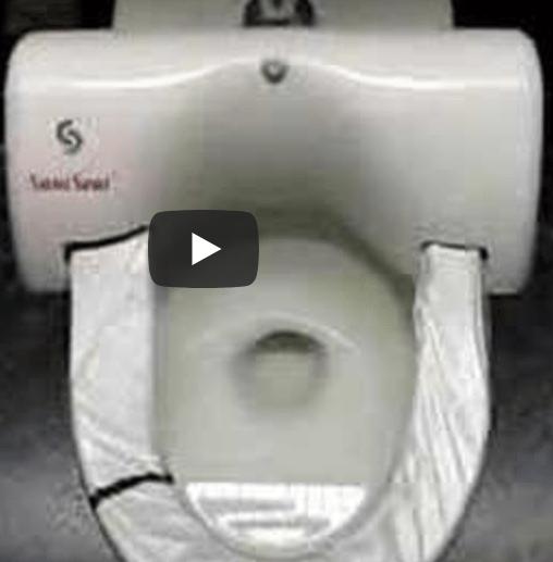 The Strange Toilets Of Chicago O Hare And Even Stranger