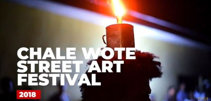 Chale Wote Street Art Festival 2018 Para-Other from 20th Aug