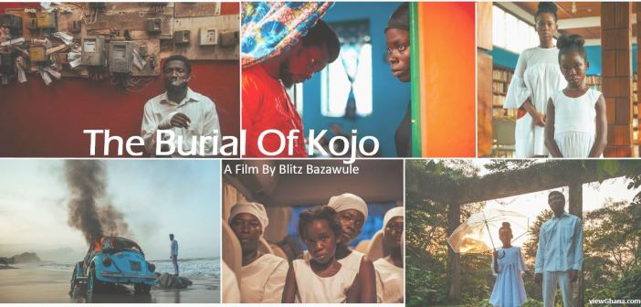 The Burial Of Kojo: Film Review: a film by Blitz Bazawule