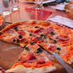 Pizza @ Mamma Mia Pizzeria