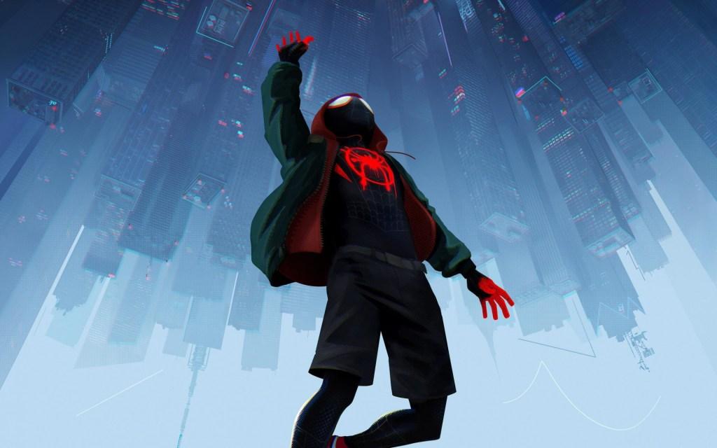 Review Spider Man Into The Spider Verse 2018 Viewinder
