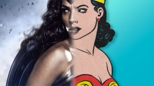 kaptainkristian | Wonder Woman - A Symbol of Progress