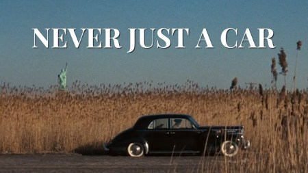 Still from 'The Godfather' in 'Never Just a Car' | Thomas Flight