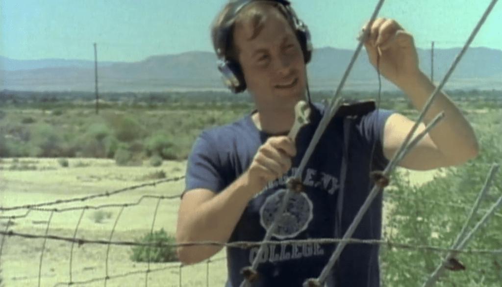 'Star Wars' Sound Designer, Ben Burtt