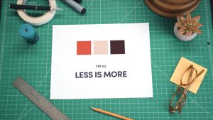 How to Not Suck at Color - 5 color theory tips every designer should know   The Futur Academy