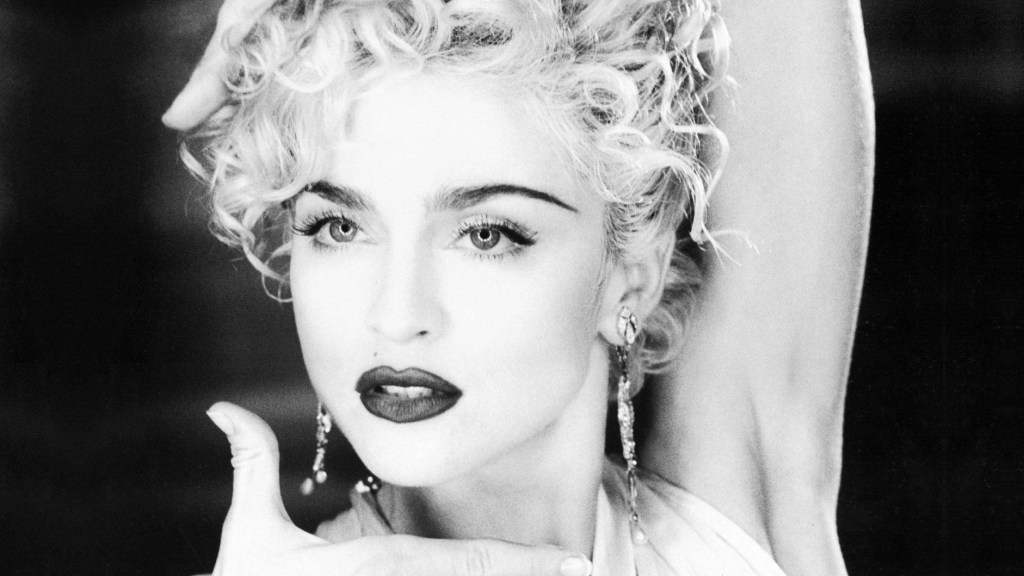Madonna X David Fincher