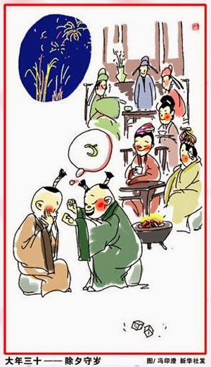 Chinese New Year Traditions and Customs