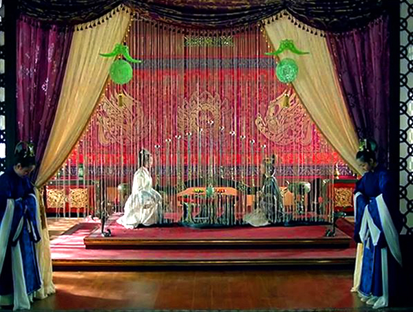 Crown Prince's mother's chamber