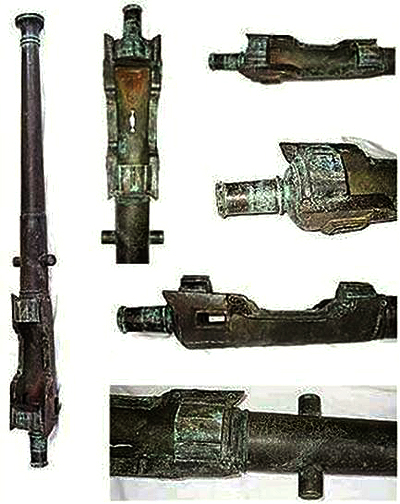 Ming Dynasty firearms
