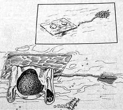 Ming Dynasty torpedo