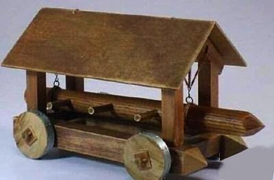 Gatecrash cart