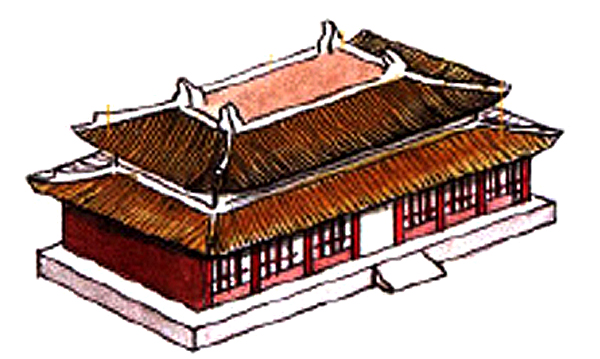 traditional chinese roofs all things chinese