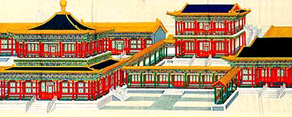 Traditional Chinese Roofs Architecture