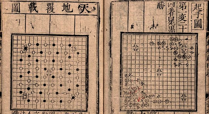 Book of Lanke Weiqi