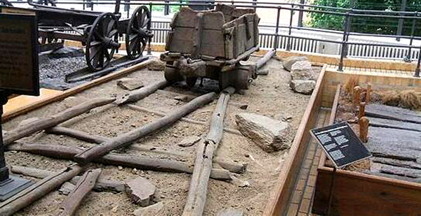 2,200-year-old railway