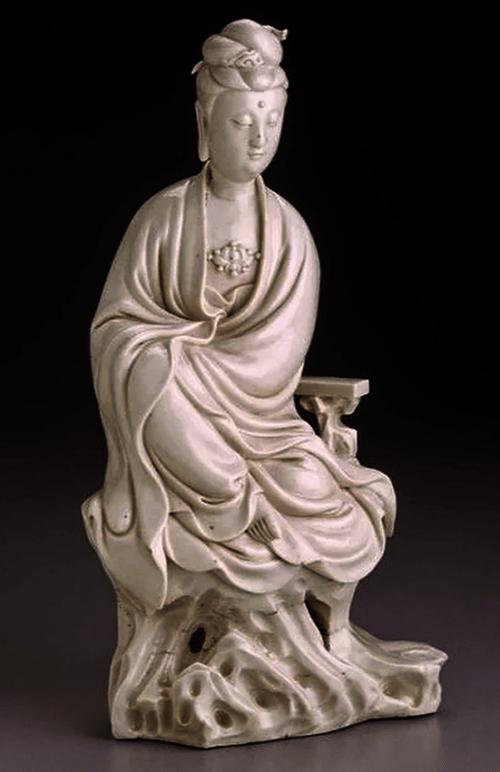 A statue of Guanyin