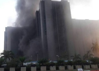 Fire Service confirms incident at CBN headquarters