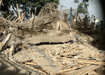 3 killed in Zaria building collapse