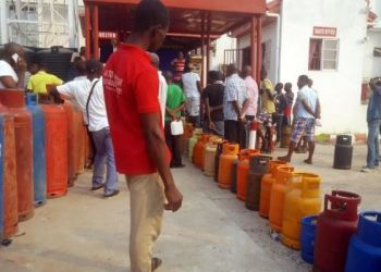 DPR bans retail of cooking gas in shops, homes