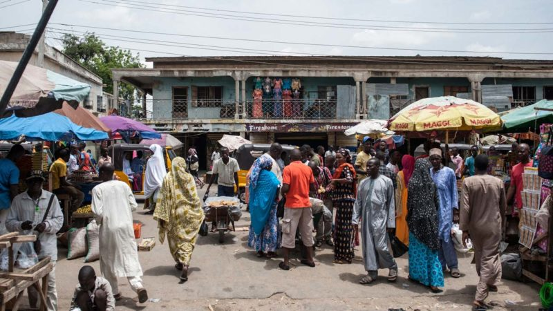 Daura LGC begs for reconstruction of central market