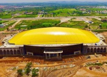 The Glory Dome