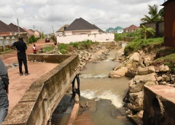 Lokogoma waterway structures will go down this week as residents welcome move
