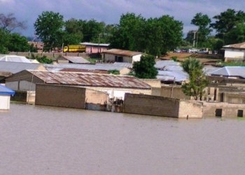 Flood destroys N70m farmlands in Shendam LGA