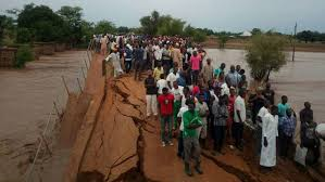 Flood cuts off two Adamawa LGAs from rest of State