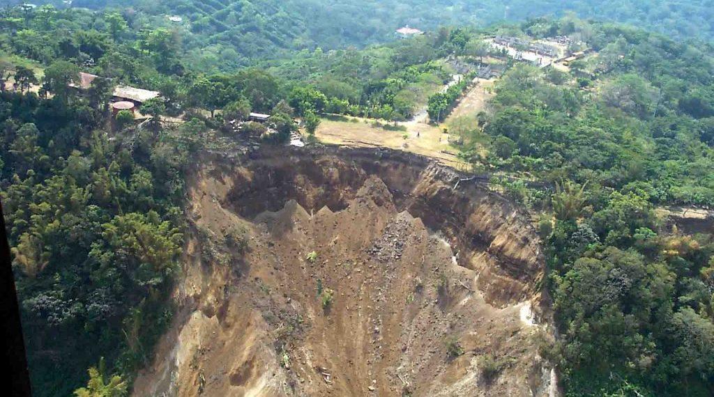 Landslide destroys house in Abia community