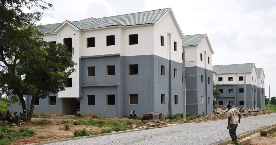 Affordable housing for Nigerian workers(FMBN)