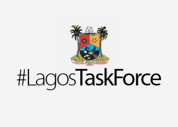 Lagos task force destroys 150 illegal shanties, kiosks