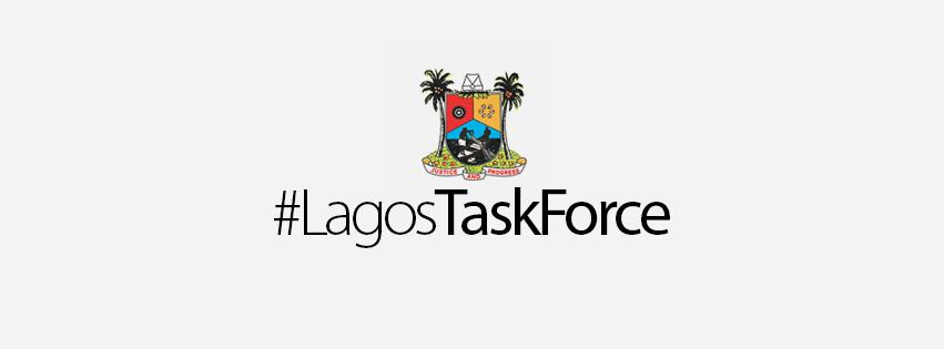 Lagos task force destroys 150 illegal shanties, kiosks