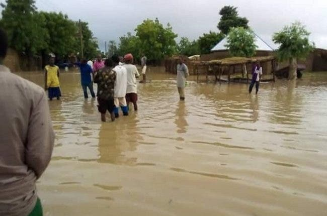Houses, farmlands destroyed and three killed by flood in Bauchi