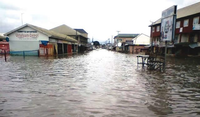 715 households hit by Niger floods