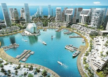 Africa´s most ambitious real estate development ever!