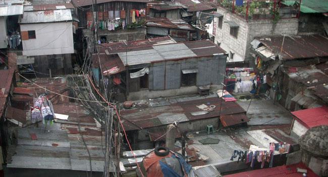 Unpleasant structures for habitation