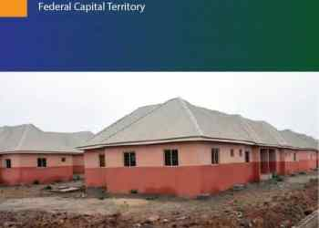 FMBN funded projects in FCT: Anthem estate