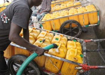 Residents in mass water storage as board halts supply in Abuja