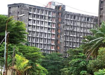Federal Secretatriat, Defence building, other properties in Lagos wallow in neglect