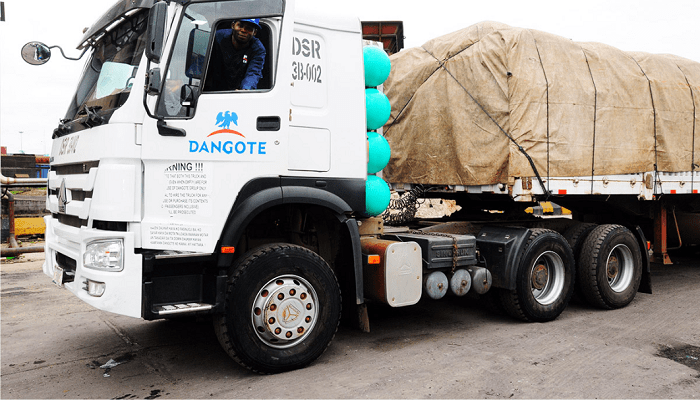 Dangote Industries aim to improve cement distribution with $150m investment