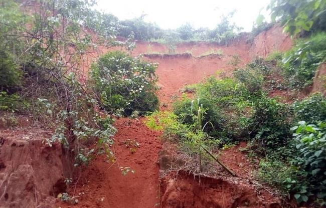 We live in constant fear of erosion destroying our properties — Anambra community