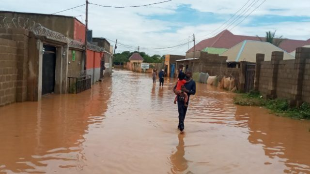 Residents Hit Out At Kaduna State Government Over Flooding Issues