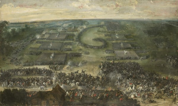 Pieter Snayers, Battle of Wimpfen, 1622