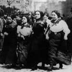How Was the March 8 International Women's Strike Woven Together?