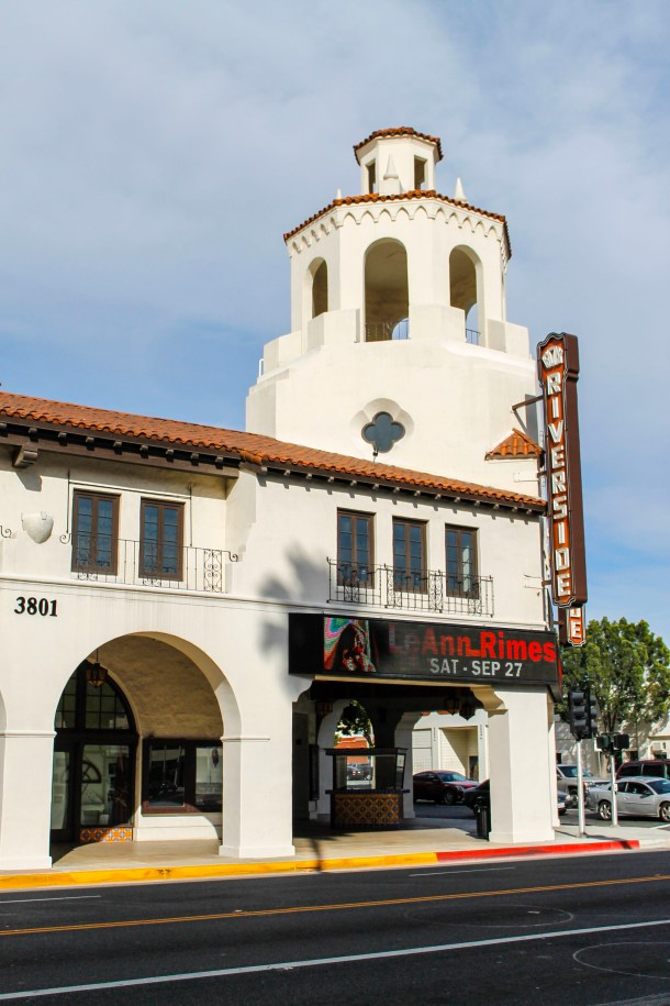 Fox Theater brings talented artists and shows to Riverside from Live Nation that pull surrounding businesses into the spotlight, boosting business and revenue for local restaurants and hotels.