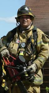 'T-Rex' remains in Riverside Fire Department memory
