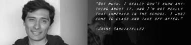 Jaime Garciatellez Campus Conversations