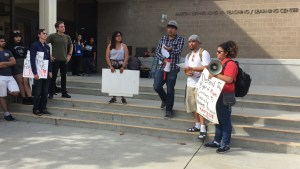 Faculty Association shows support toward student protesters